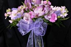 Purple flowers 2014